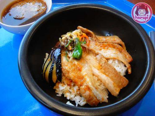 20091223_lunch_buta_yakiniku_don