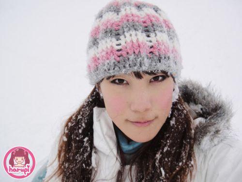 20100228-haruka-snow.jpg