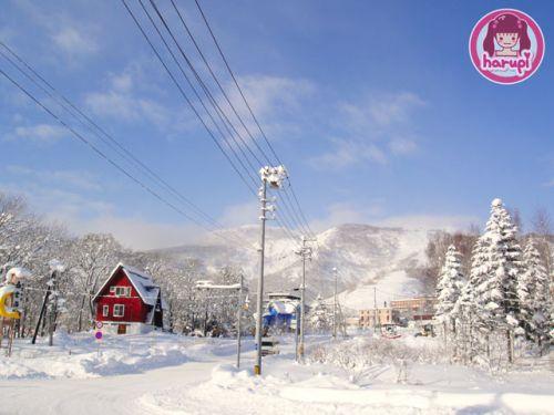 Snowy Hirafu
