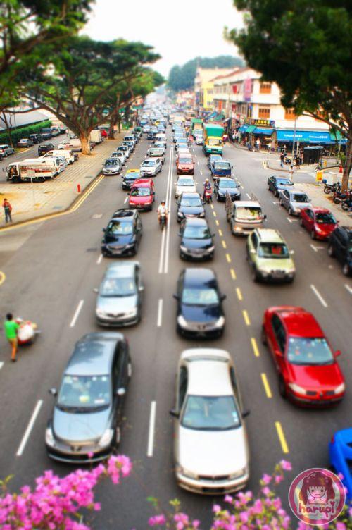 Geylang street