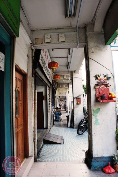 Geylang old shops