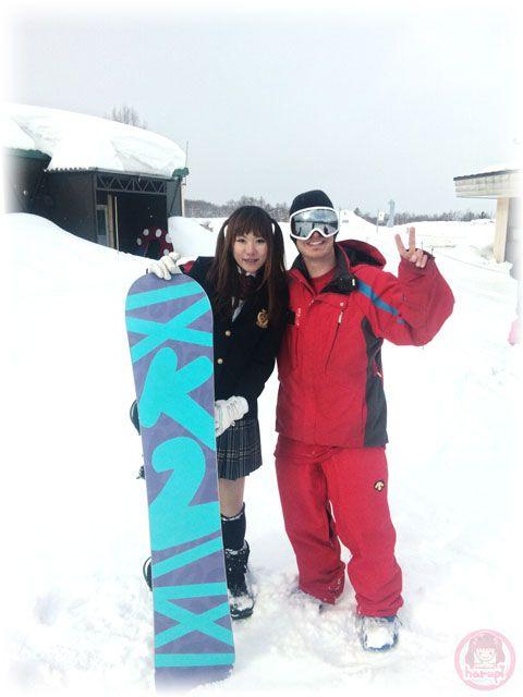 Haruka and Allie