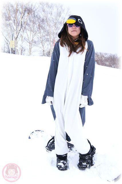 Snowboard Pengin