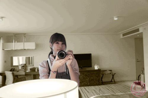 Marina Bay Sands Horizon Deluxe - mirror camwhore
