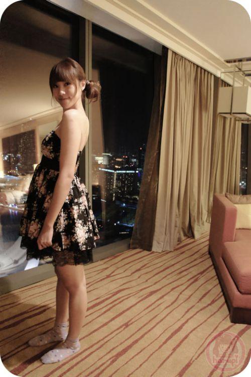 Marina Bay Sands Horizon Deluxe - ready for dinner 3