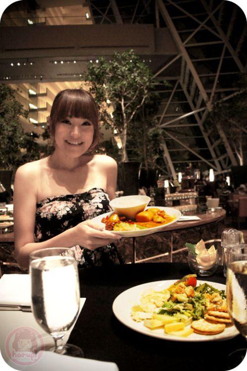 Marina Bay Sands - Rise restaurant
