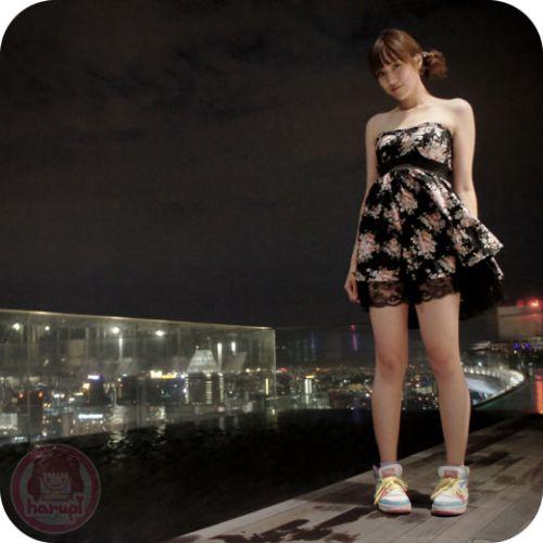 Marina Bay Sands - NIght sky park