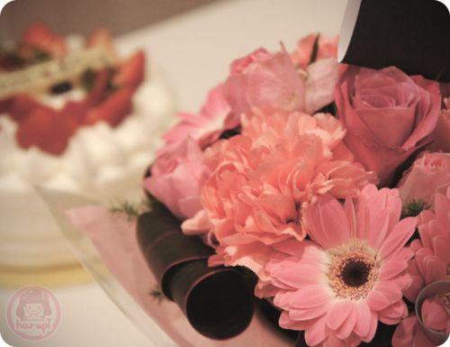 Birthday's flowers
