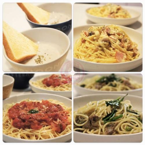 Spaghetti (スパゲッティ)