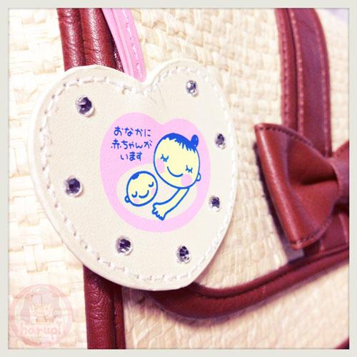 Baby inside my tummy, おなかに赤ちゃんがいます