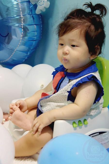 Yuto 1st Birthday - yummy?