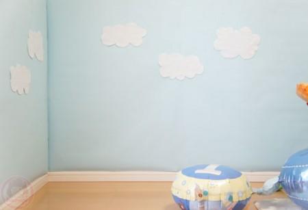 Yuto 1st Birthday set up - wallpaper