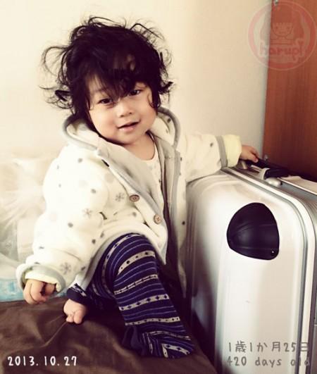 Baby Yuto hair - The V-kei style