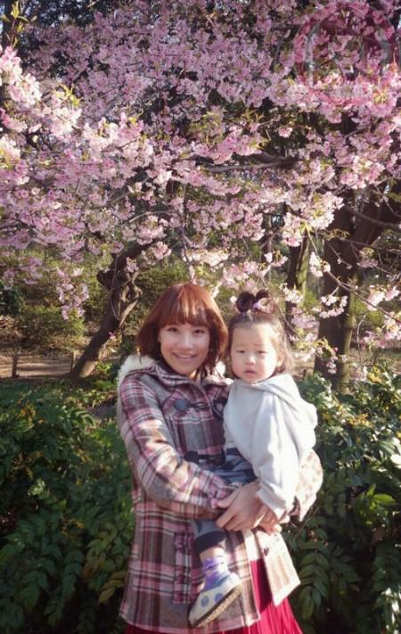 Sakura in Mitsuike Koen 三ツ池公園の桜