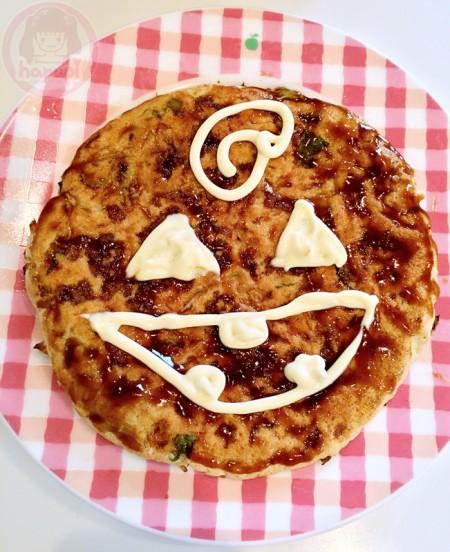 Halloween okonomiyaki