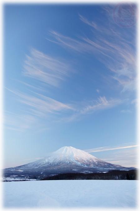 Mount Yotei 羊蹄山
