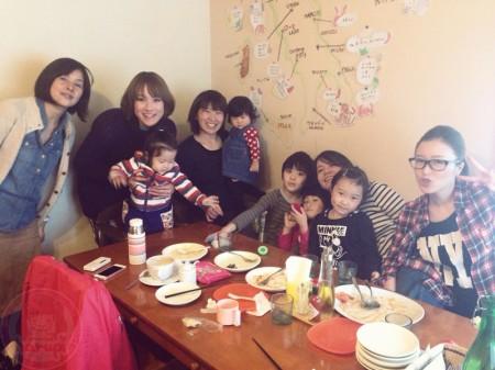 Friends in Niseko