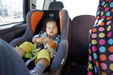 To Niseko with mommy!