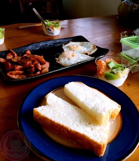 Breakfast by Ran!