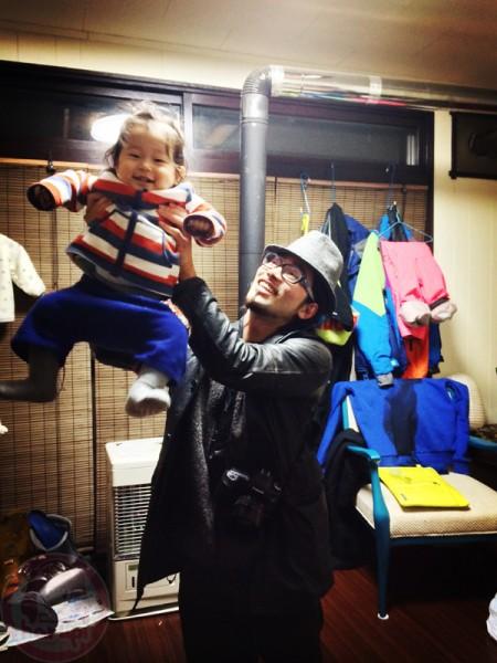 Little-big-boss and Yasuyuki-kun