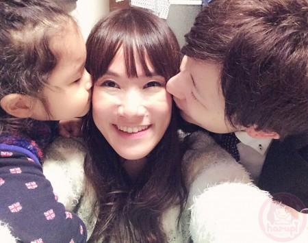 My birthday kisses ♥