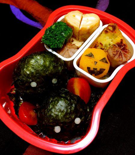 Halloween Lunchbox No.1 - ハローウインお弁当 No.1