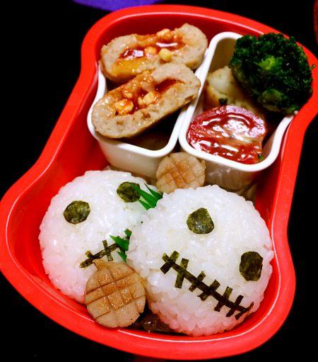 Halloween Lunchbox No.2 - ハローウインお弁当 No.2