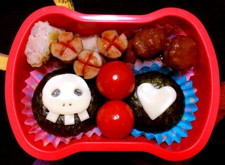 Halloween Lunchbox No.10- ハローウインお弁当 No.10