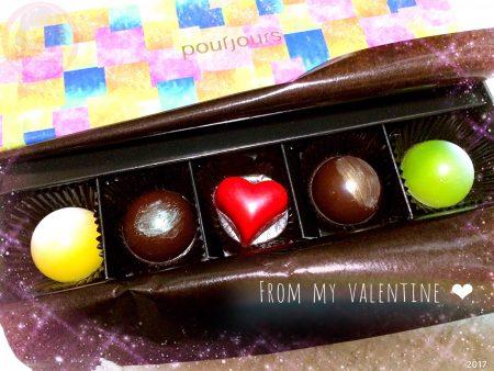 Valentine's Day - from my Big-boss ❤︎